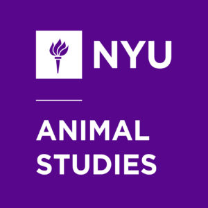 Animal Studies at NYU logo