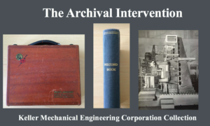 Examples of materials from the Poly Archives used with Tandon School of Engineering undergraduates.