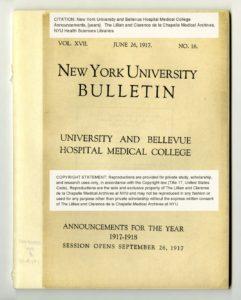 NYU Catalog