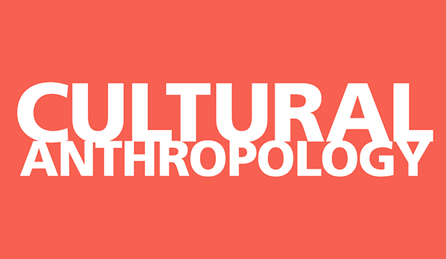 The logo of Cultural Anthropology