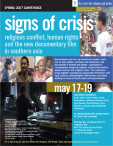 Signs of Crisis website archival image