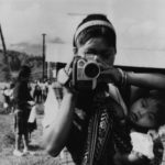 Archival photo Chiapas Media Project filmmaker