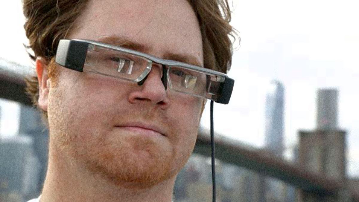 NYU Tandon Mobile AR Lab's Mark Skwarek