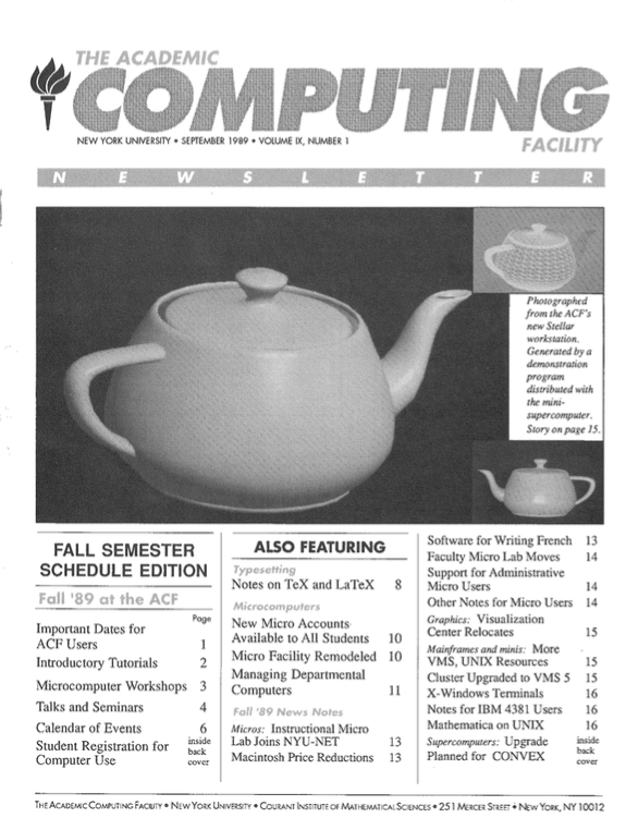 Connect cover, September 1989