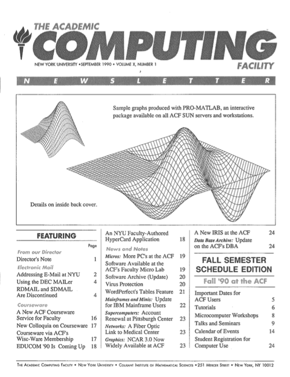 Connect cover, September 1990