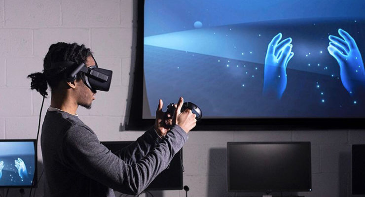 Games and VR at the Co-op
