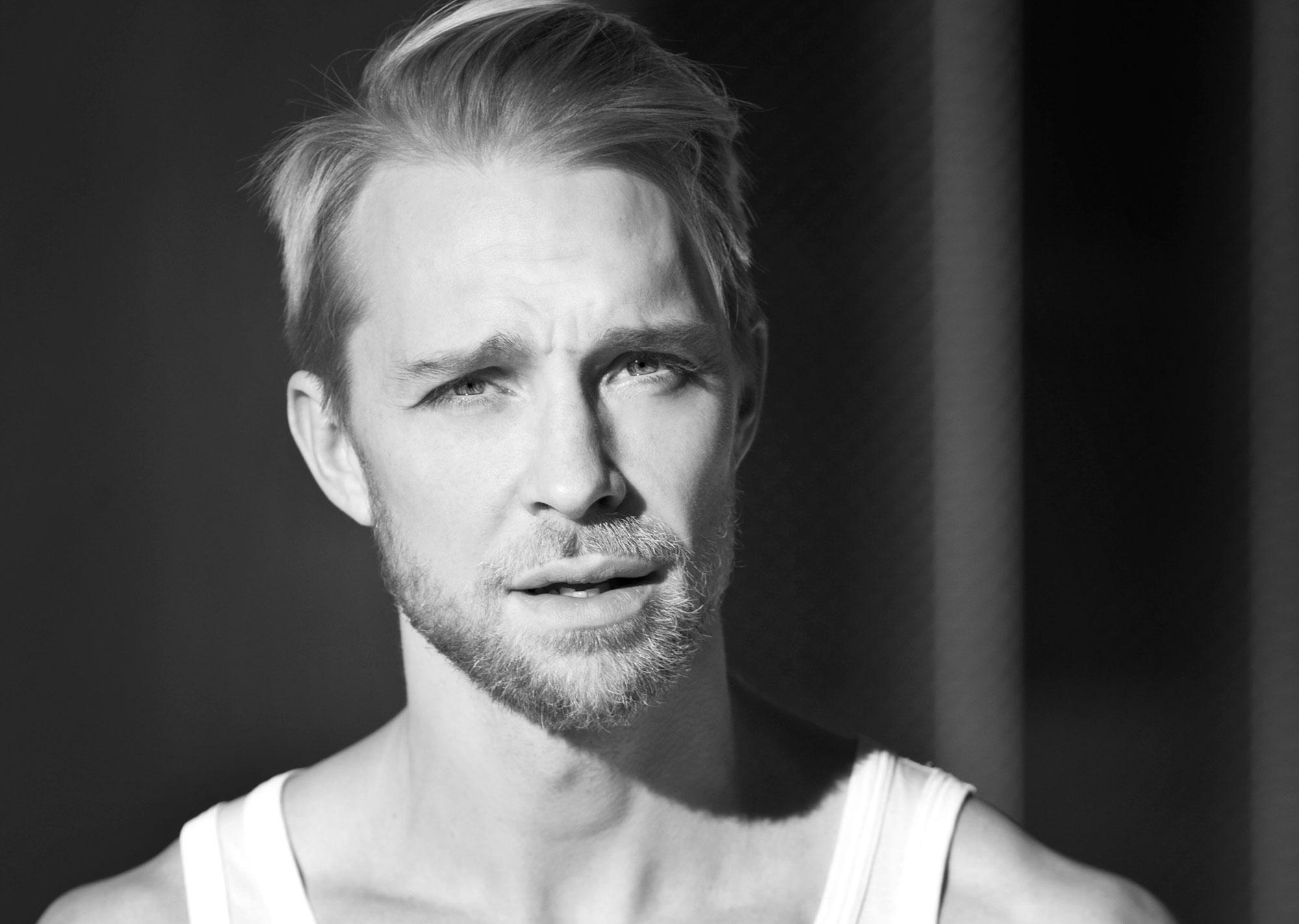headshot of Pontus Lidberg