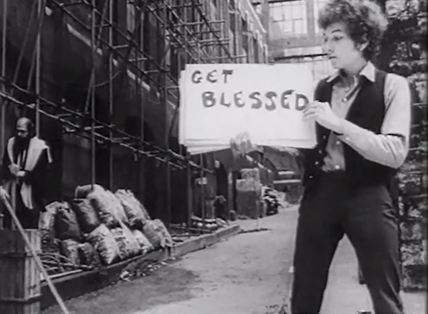 Get Blessed - Dylan & Ginsburg