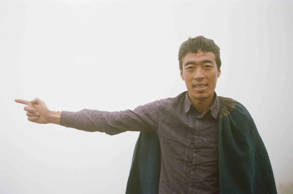 "Still from ""The Enclave"" by Li Wei"