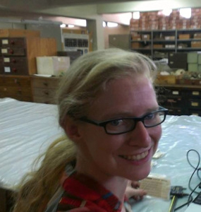 CSHO Ph.D. student Ashley Bales