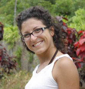 CSHO visiting researcher Giovanna Bonadonna