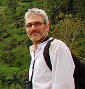 CSHO affiliated researcher Anthony Di Fiore