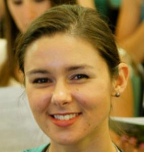CSHO Ph.D. student Laura Matthews