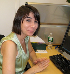 CSHO affiliated researcher Dr. Eleni Nikitopoulos