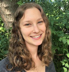 CSHO Ph.D. student Laura Newman