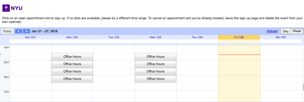 How To Create Appointment Slots In Google Calendar Digital Gallatin