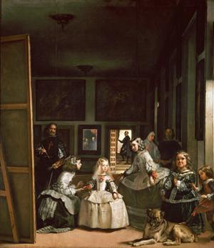 Las Meninas (1656), Diego Velázquez