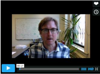 Flipping Collecting Behavioral Data Online (Todd Gureckis)