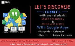 [Workshop] Google Apps for Education