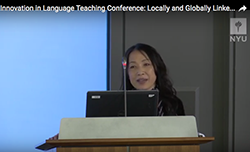 CAS Innovation in Language Teaching Conference