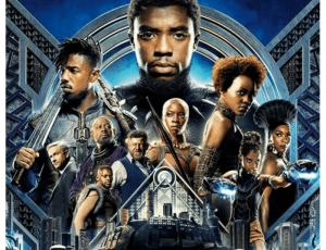August 15: Movie Night Under the Arch: Black Panther