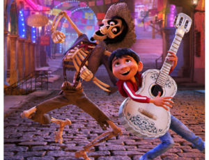 July 18: Movie Night Under the Arch: Coco
