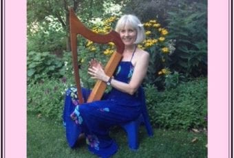 July 8 & 22: Free Harp & Song Concert