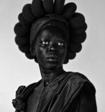 September 27: Zanele Muholi: Somnyama Ngonyama, Hail the Dark Lioness
