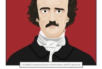 November 30: Fall 2018 Edgar Allan Poe Room Event