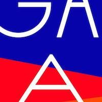 Exhibition graphic of Gallatin Arts Festival 2017