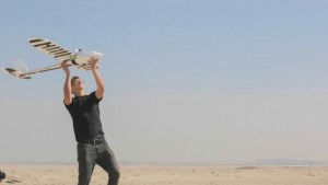 Wadi Drone was built to improve safety for rangers in Wadi Wurayah National Park.