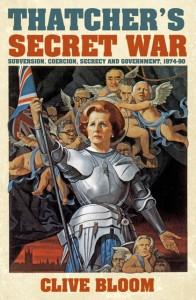 Clibe Bloom Thatchers Secret War