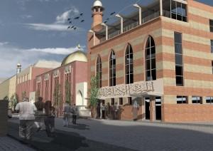 Croydon-Mosque OLooney