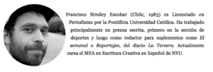 biografía de Francisco Siredey
