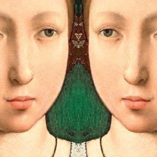 """Retrato al óleo de Juana """"La loca"""""""
