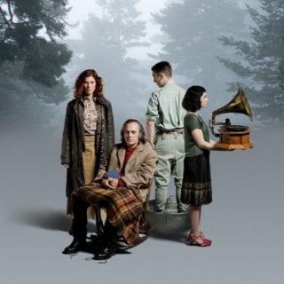 Fotografía promocional de la obra Ushuaia, de Alberto Conejero