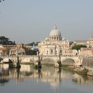 Vistas de San Pedro del Vaticano