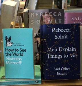 The London Review bookshop with a cheeky sense of humour!