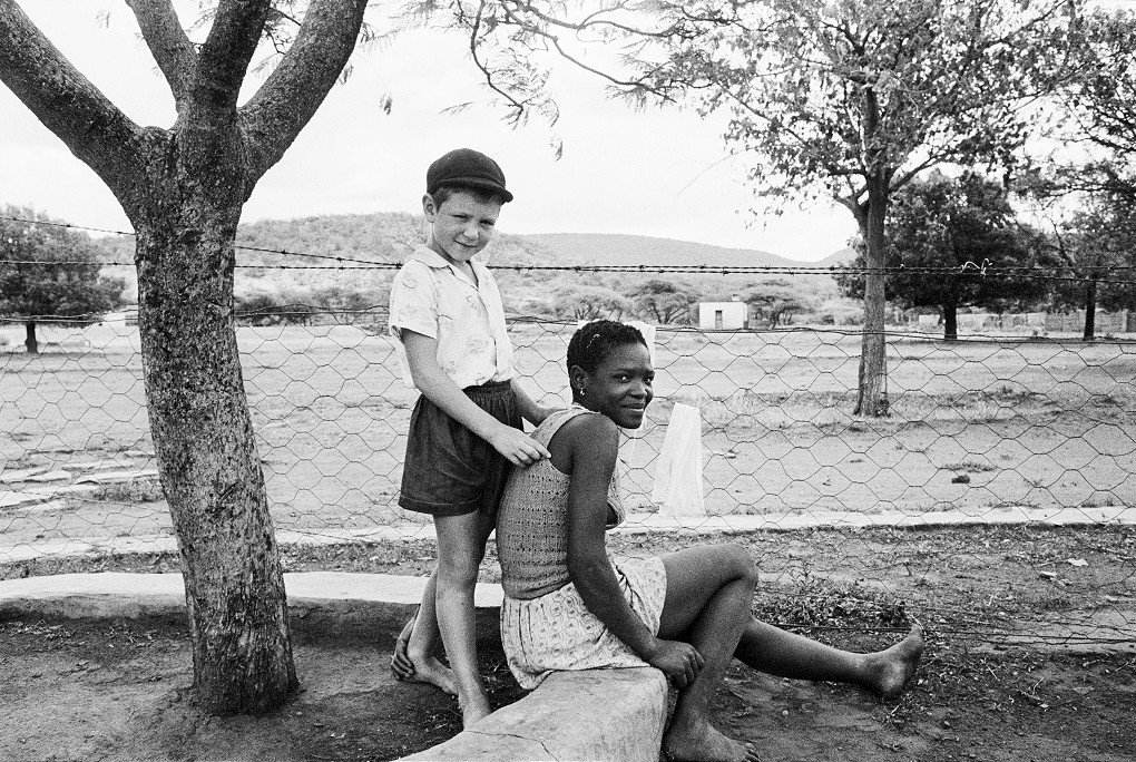 "David Goldblatt ""Farmer's Son"""