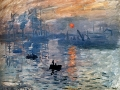 "Monet ""Impression, Sunrise"""