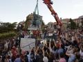South Africa Statue Uproar