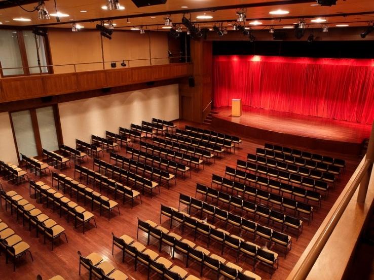 Eisner and Lubin Auditorium