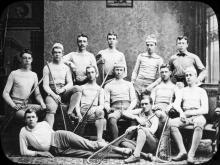 NYU Lacrosse Team, 1883-1884