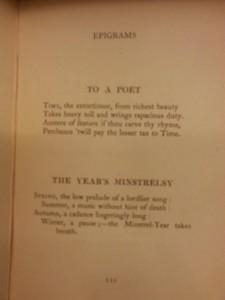 poems innnnn