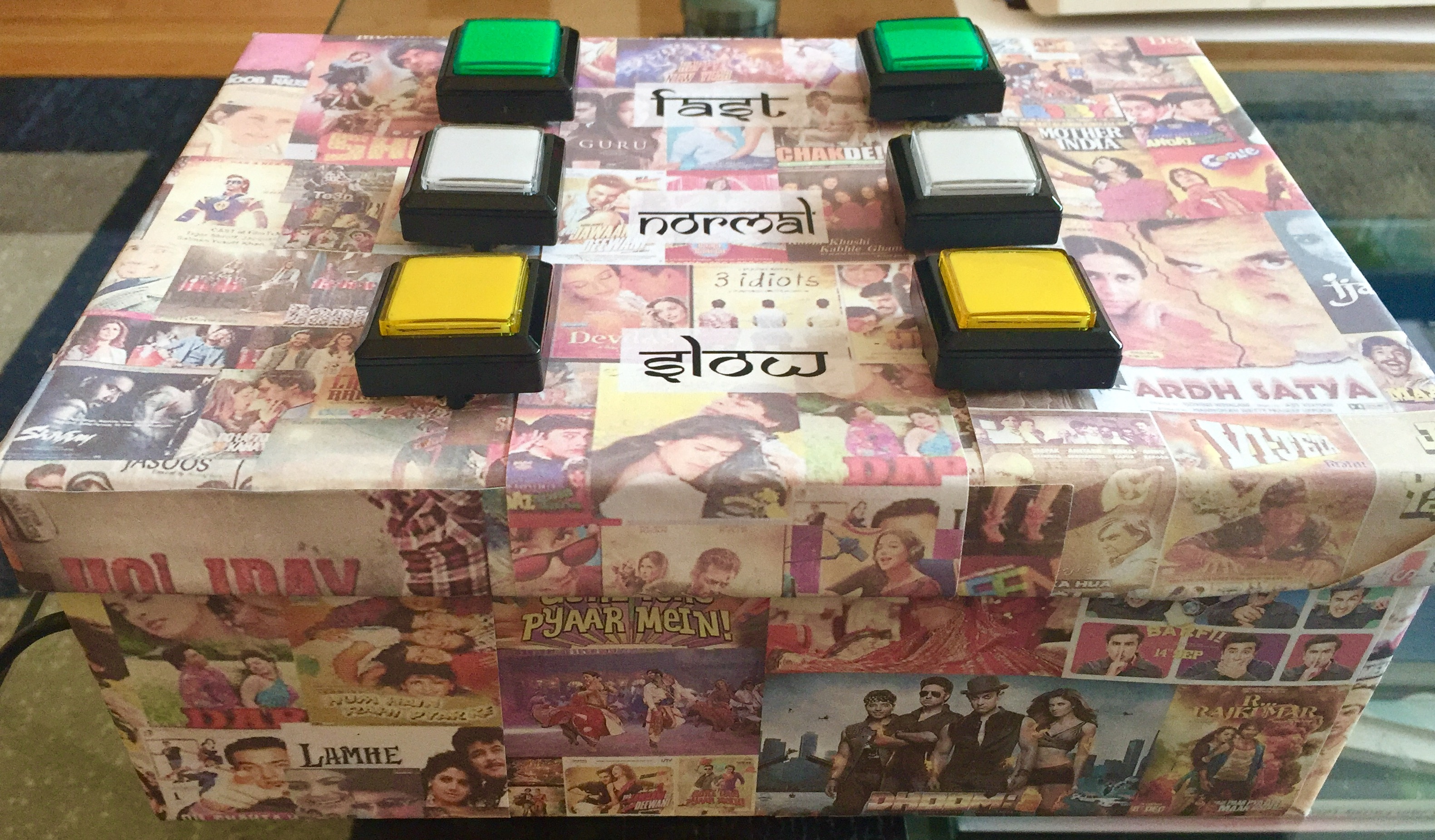 THE BHANGRA BOX