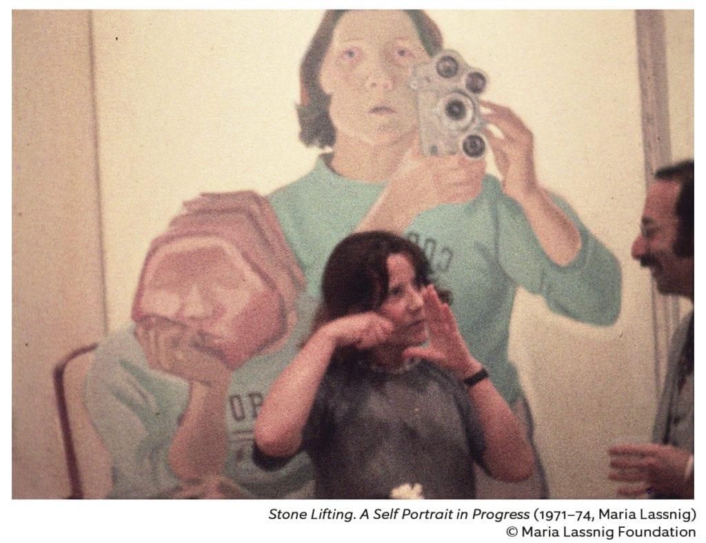 (c) Maria Lassnig Foundation.
