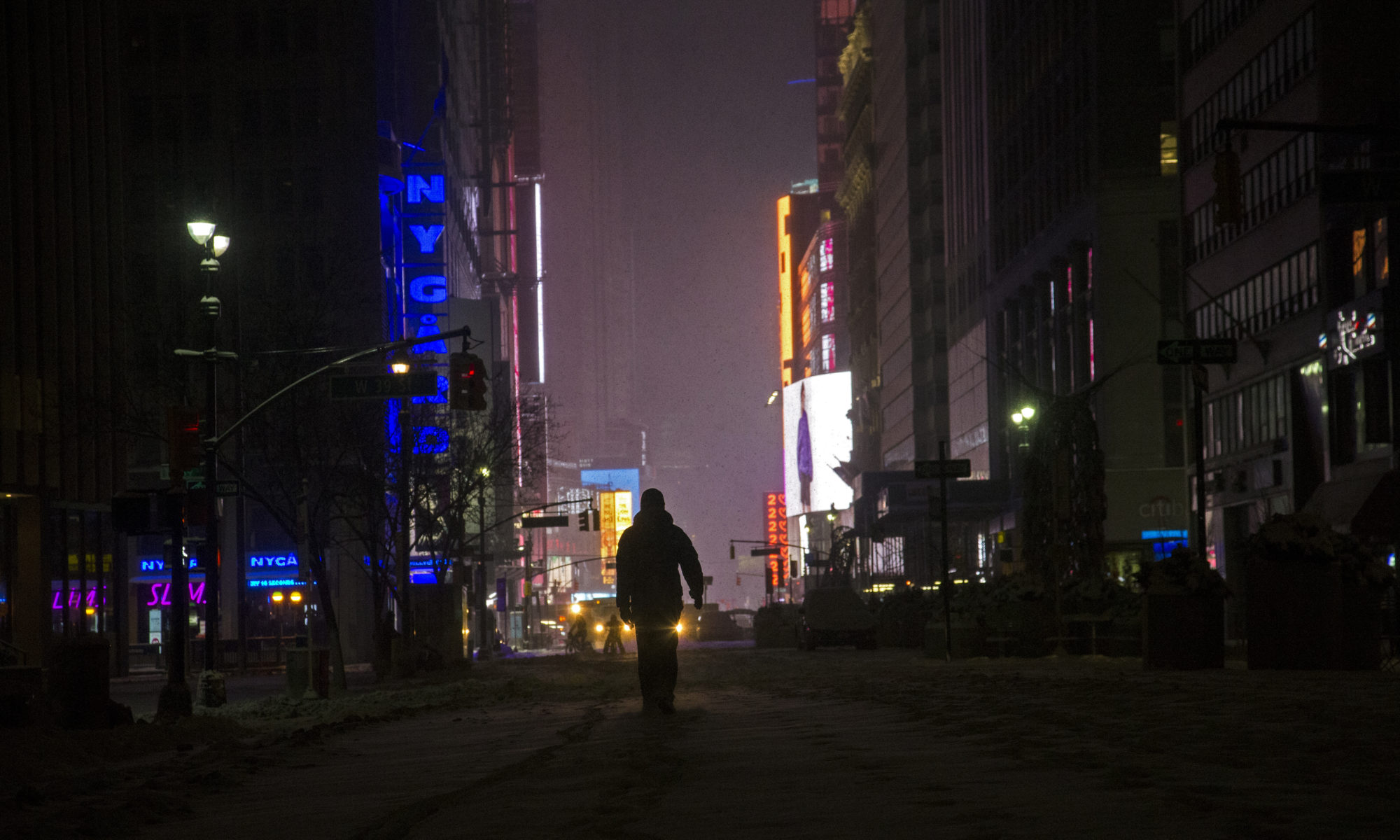 The City and The Outsider