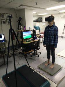 Oculus Postural Control 7
