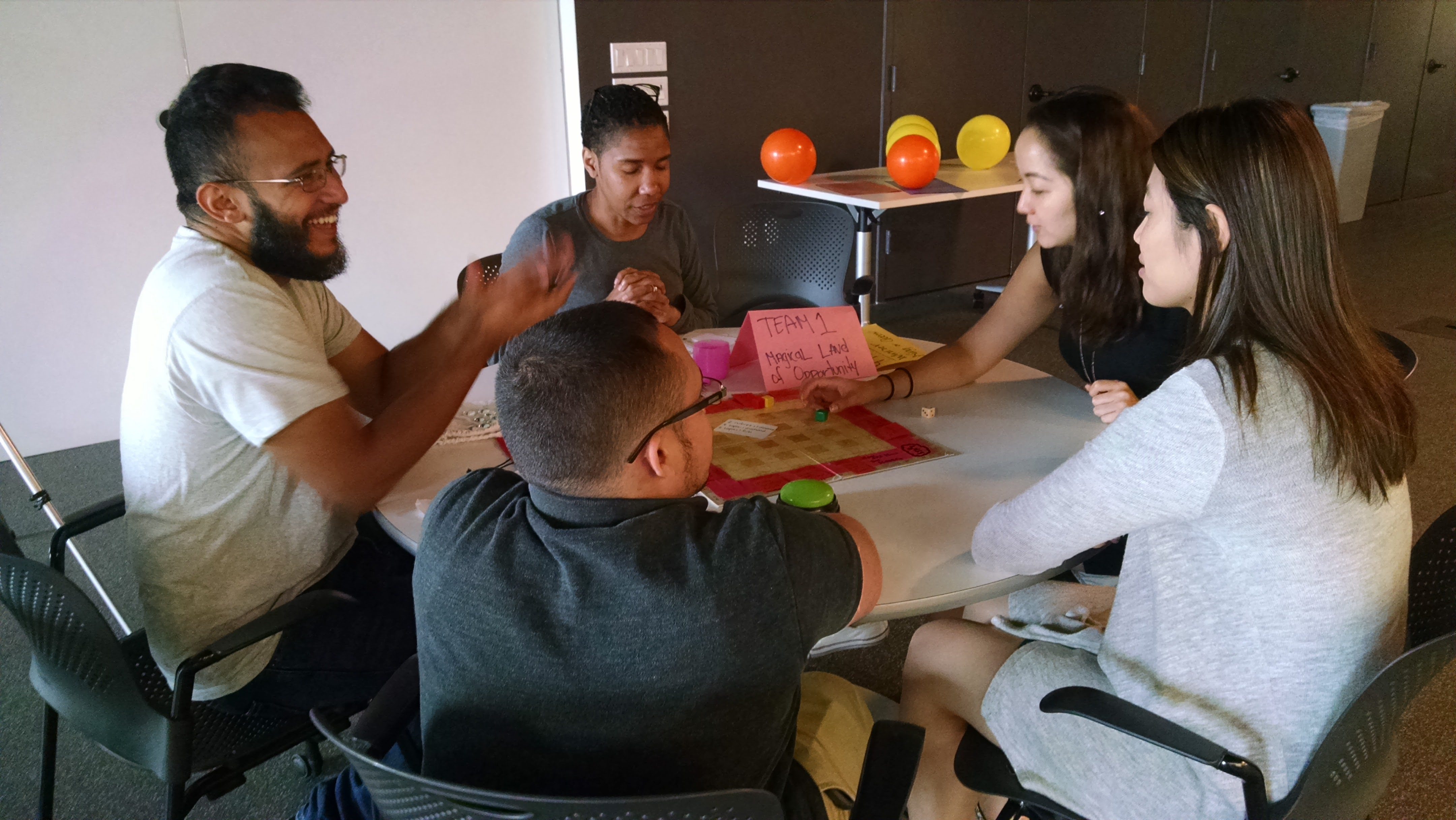 The Summer Co-Design Institute is back for a second year!