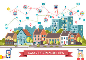 Smart Cities and Communities Logo